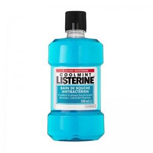 Listerine Coolmint Mouthwash 500 Ml