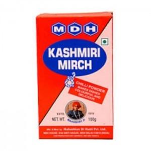 Mdh Kasmiri Mirch Powder 100g
