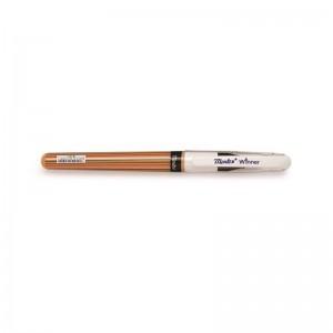 Montex Winner Pocket Size Glider Blue Ball Pen - Blue 1 Pc