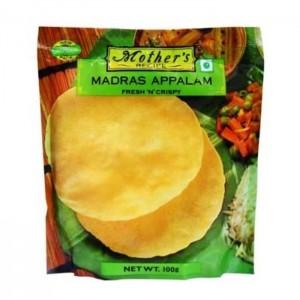Mothers Recipe Madras Appalam Papad 100g