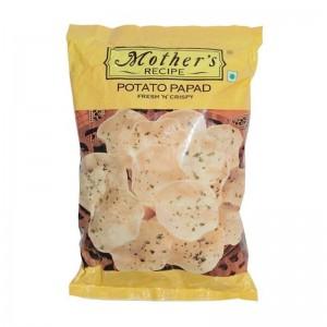 Mothers Recipe Potato Papad 75g