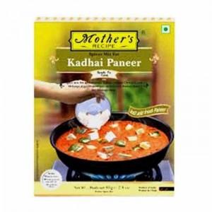 Mothers Recipe Kadhai Paneer Mix 80g