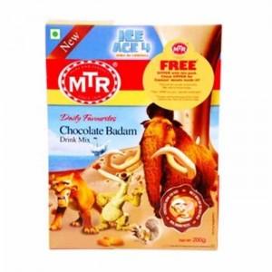 Mtr Chocolate Badam Drink Mix 180 Ml