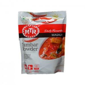Mtr Sambar Powder Masala 100g