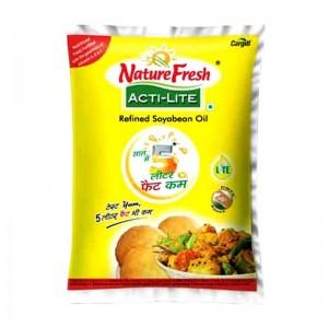 Nature Fresh Refined Soyabean Oil 1ltr
