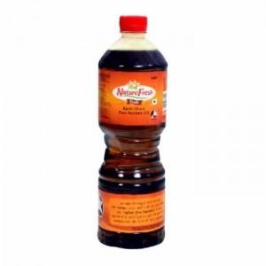 Nature Fresh Pure Kachi Ghani Mustard Oil 1ltr