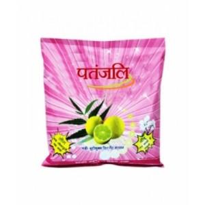 Patanjali Detergent Lemon Powder 2kg