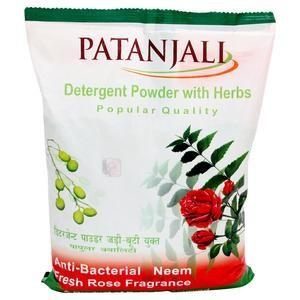 Patanjali Popular Detergent Powder With Herbs 2kg