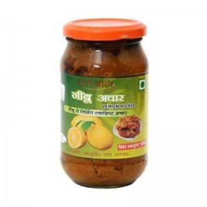 Patanjali Lemon Pickle 400g