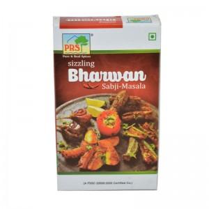 Pure Real spice Sizzling Bharwan Sabji Masala 50g