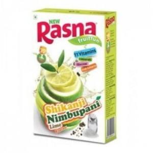 Rasna Fruitfun Shikanji Nimbupani Lime Flavour 20 Gm