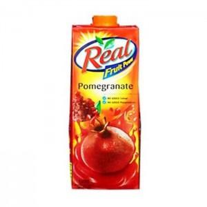Real Pomegranate Nectar 1 Ltr