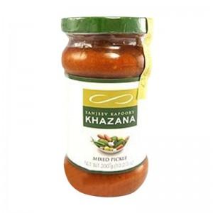 Sanjeev Kapoor Khazana Pickle Mixed 300g