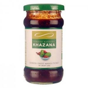 Sanjeev Kapoor Khazana Pickle Gorkeri (Sweet Mango) 330g