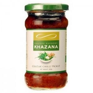 Sanjeev Kapoor Khazana Pickle Chatak Chilli 300g