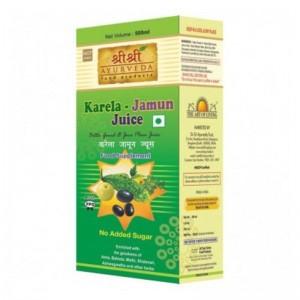 Sri Sri Karela Jamun Juice 500 Ml
