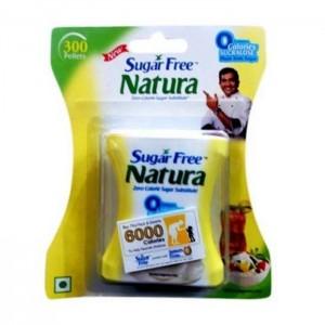 Sugar Free Natura Tablets 85 Mg 500tabs