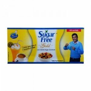 Sugar Free Gold Sachet 0.75Mg 25 Sachets