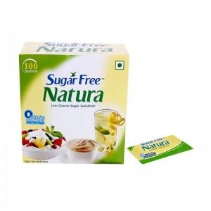 Sugar Free Natura Sachet 0.75Mg 25 Sachets