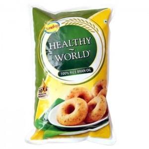 Sundrop Healthy World Sunflower Oil 1 ltr