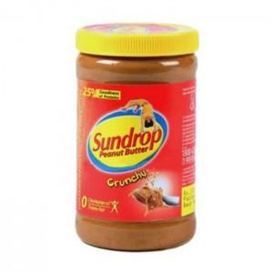 Sundrop Crunchy Peanut Butter 462g