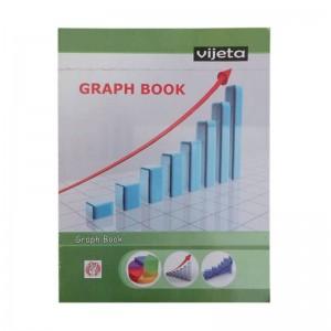 Vijeta Graph Book 48 Pages