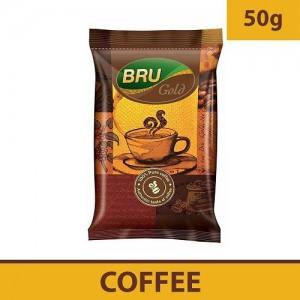 Bru Coffee - Gold Instant, 50 gm