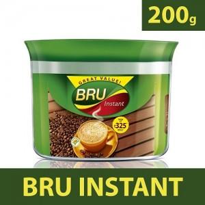 Bru Instant Coffee, 200 gm