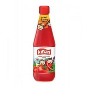 Kissan Ketchup - Sweet & Spicy, 1 kg