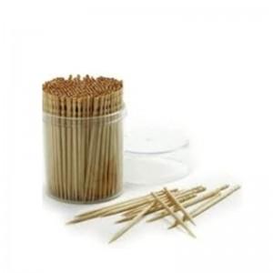 ARO Round Wooden Toothpicks 50Gm