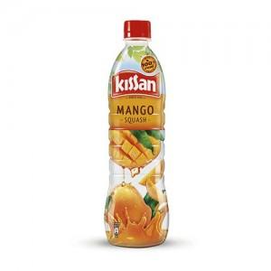 Kissan Squash - Mango, 750 ml Bottle