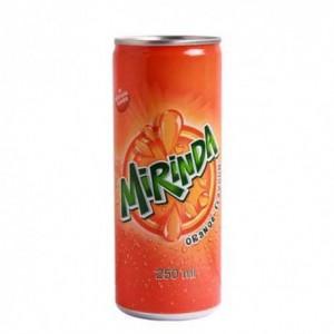Mirinda Orange Can 250 ml