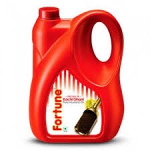 Fortune Premium Kachi Ghani Mustard Oil 5ltr