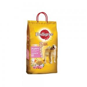 Pedigree Chicken & Milk Dry Food (Puppy) 6 kg