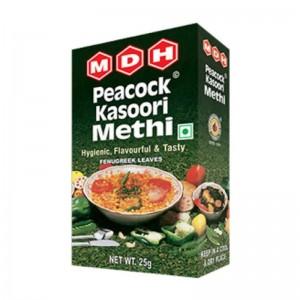 Mdh Peacock Kasoori Methi 25g