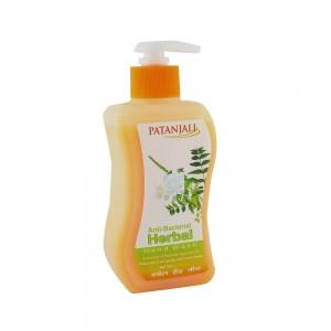 Patanjali Anti Bacterial Herbal Handwash (Pump) 250 ml