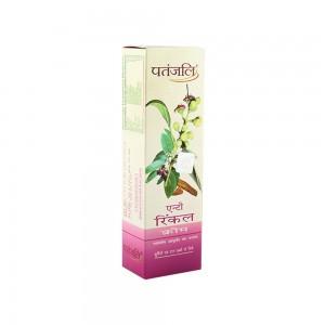 Patanjali Anti Wrinkle Face Cream 50 gm