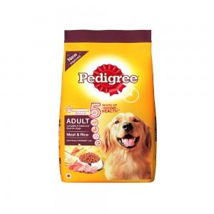 Pedigree Meat & Rice Dry Food (Adult) 1.2 kg