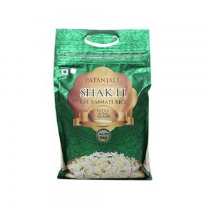 Patanjali Shakti Basmati XXL Rice 5 kg