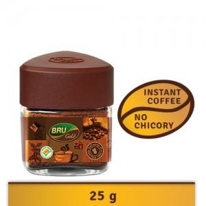 Bru Coffee - Gold Instant, 25 gm