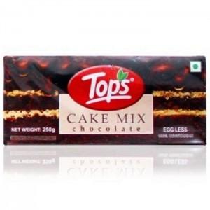 Tops Chocolate Cake Mix 250 Gm