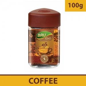 Bru Coffee - Gold Instant, 100 gm