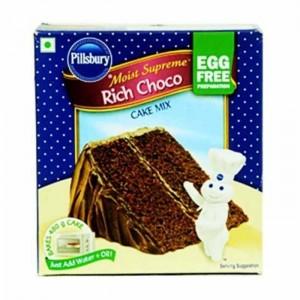 Pillsbury Moist Supreme Rich Choco Cake Mix 300 Gm