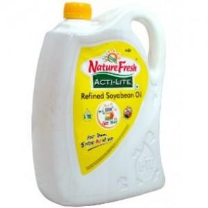 Nature Fresh Refined Soyabean Oil 5ltr