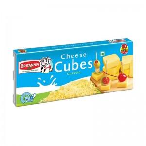 Britannia Processed Cheese Cubes Classic 200g