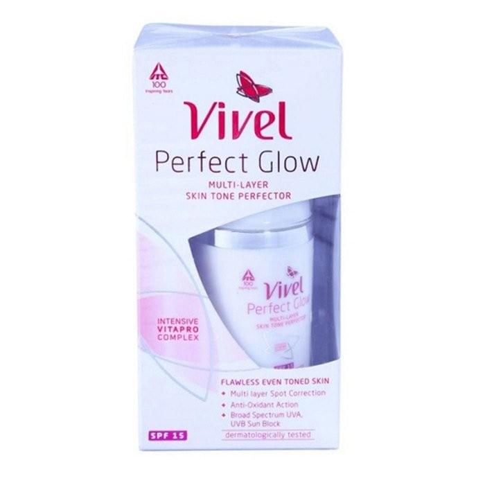 Vivel Perfect Glow Cream 20 Gm - Personal Care