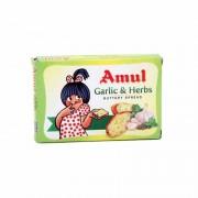 Amul Garlic & Herbs Buttery Cheese Spread 100g