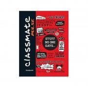 Classmate Pulse Exercise Book Single Line (Spiral) Size 24 Cm X 18 Cm 180 Pages