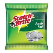 SCOTCH BRITE SCRUB PAD 7.5x10 cm FREE SCRAPER WORTH Rs.30 (1 Pc)