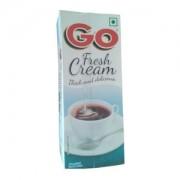Go Cream - Fresh, 1 ltr Carton